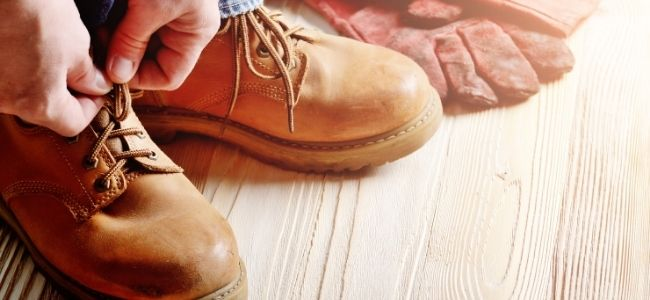 how to make work boots more comfortable